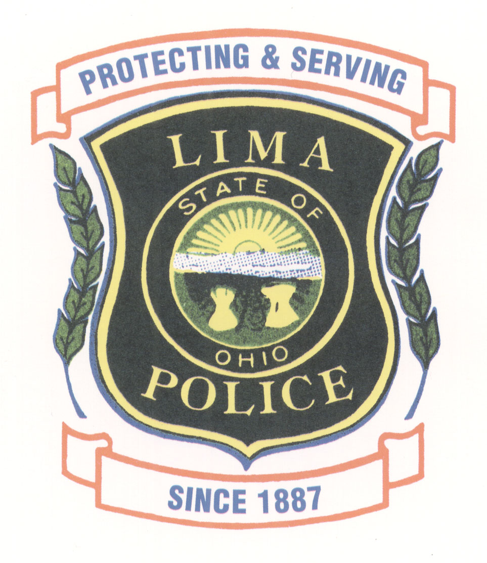 Lima Police Department Badge
