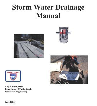 Stormwater Drainage Manual