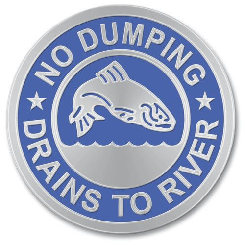Drains to Rivers logo