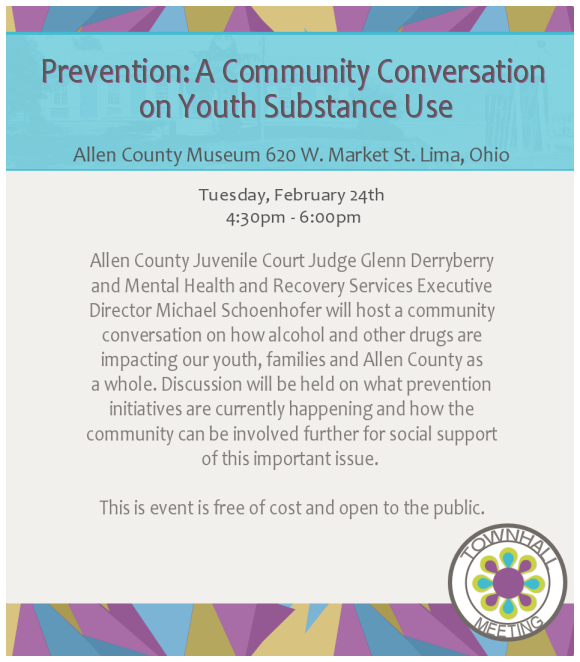 Why We Need Open Conversations About Drugs Community >> Lima Oh Official Website