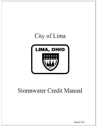 Stormwater Credit Manual