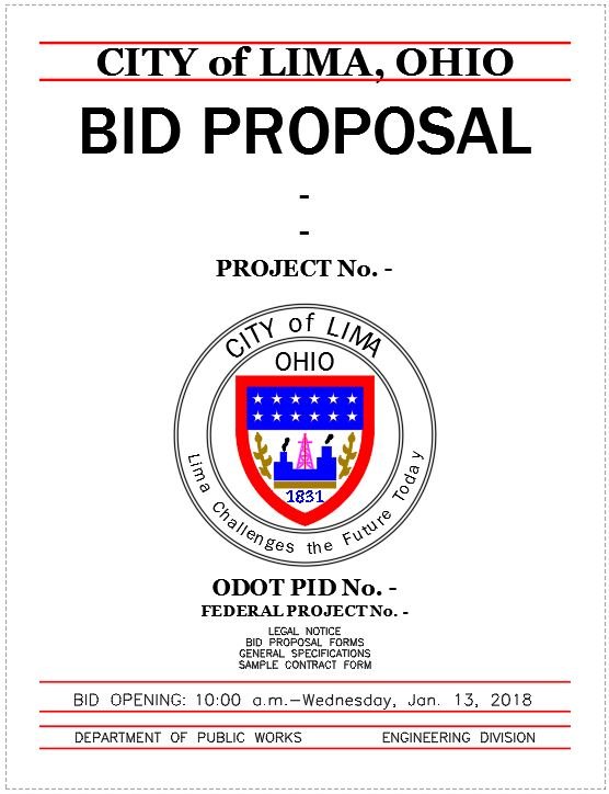 Example Bid Proposal